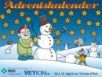 Vetion.de-Adventskalender