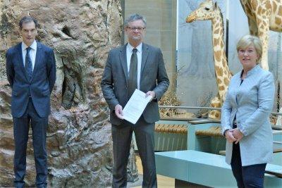 Bernhard Misof neuer Direktor am Forschungsmuseum Koenig; Bildquelle: ZFMK, Bonn