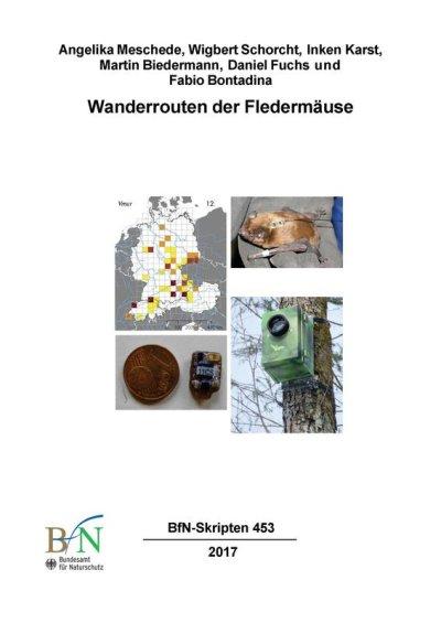 BfN-Studie zu (Fern-)Wanderungen der Fledermäuse