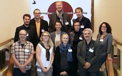 Die Projektpartner von ZooBoCo beim Kick-Off-Meeting in Berlin; Bildquelle: Friedrich-Loeffler-Institut