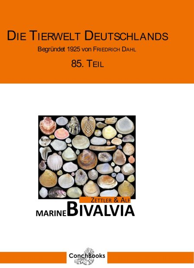 Bivalvia of German marine waters of the North and Baltic Seas