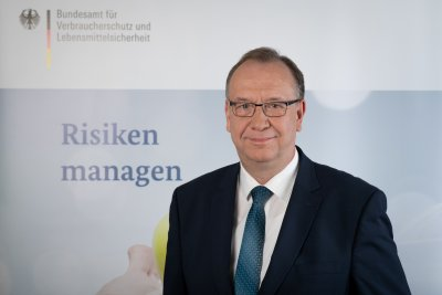 Dr. Helmut Tschiersky ; Bildquelle: BVL