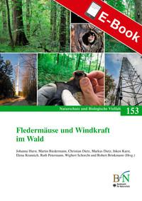 Fledermäuse und Windkraft im Wald. � Naturschutz und Biologische Vielfalt 153