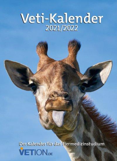 Veti-Kalender 2021/2022 jetzt erhältlich