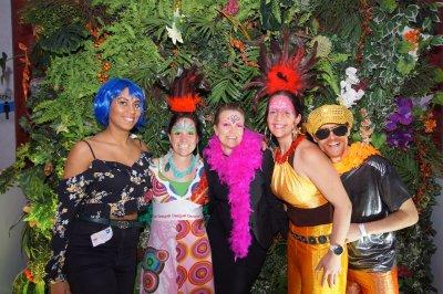 Fotoalbum vom Get Together Karneval in Rio in der Stadthalle Bielefeld bei der bpt INTENSIV 2019; Bildquelle: Christoph Illar/VET-MAGAZIN.de