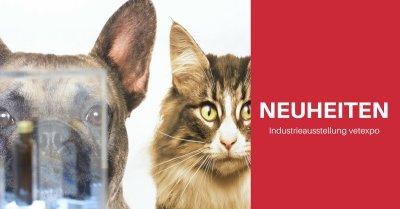 Leipziger Tierärztekongress: Produktpremieren