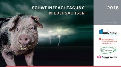 Schweinefachtagungen in Niedersachsen 2018