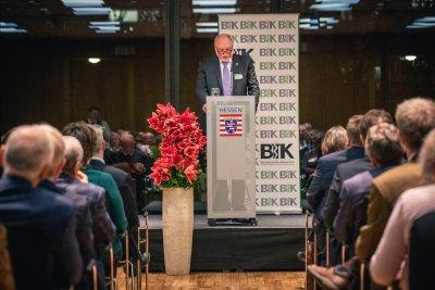 Dr. Uwe Tiedemann; Bildquelle: Bundestierärztekammer