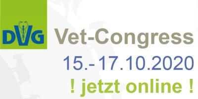 DVG-Vet-Congress 2020 � jetzt als reiner Online-Kongress