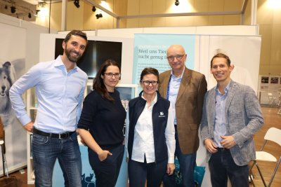 Fotoalbum: DVG-Vet-Congress 2017 in Berlin � Messerundgang