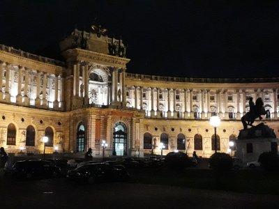 Stadtführung durch Wien zur GRSK-Tagung