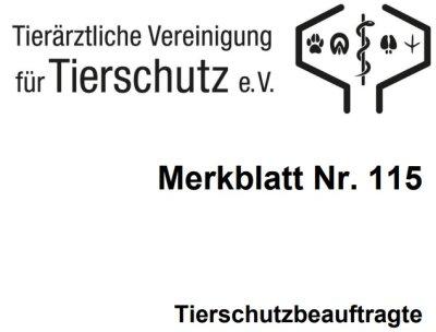TVT-Merkblatt