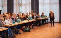 Rund 90 Teilnehmer besuchten 2015 das 20. ZZF-Symposium in Kassel.; Bildquelle: WZF/Andreas Weber
