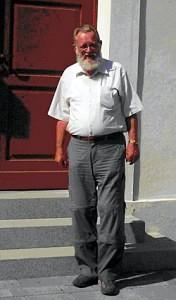 Jürgen Wittnebert; Bildquelle: Traditionsverein der Veterinäringenieure e.V.