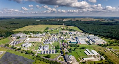 IDT-Standort in Dessau; Bildquelle: IDT