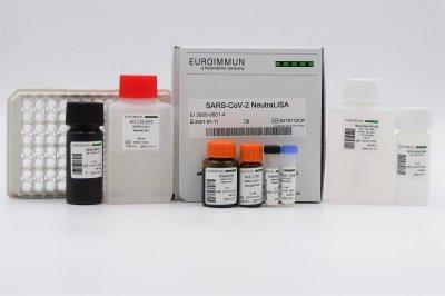 SARS-CoV-2-NeutraLISA � ein Neutralisationstest im ELISA-Format