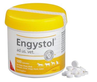 Engystol ad us. vet. nun auch in Tablettenform erhältlich