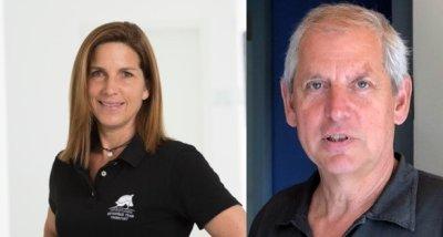 Dr. Alexandra Keller und Prof. Dr. Dr. h.c. Martin Fischer