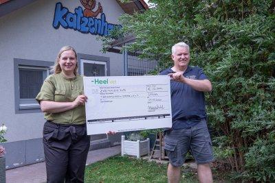 Preisträger HelpingVets 2020: Tierschutzverein Speyer und Umgebung e.V. � Tierheim Speyer; Bildquelle: Heel