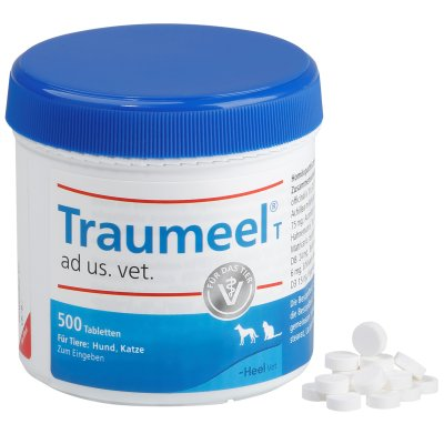 Traumeel® ad us. vet. in Tablettenform