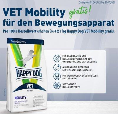 Happy Dog VET Diät Mobility