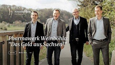 Huminsäuren in der Tiermedizin: Das Gold aus Sachsen