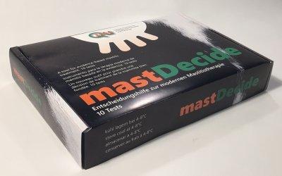 Neuer Mastitisschnelltest zur selektiven Mastitistherapie