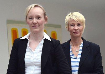 Sabrina Hessing-Jansen und Inga Koenen; Bildquelle: ReboPharm