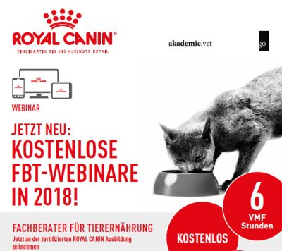"""Gratis: Fortbildung zum """"Fachberater für Tierernährung (FBT)"""""""
