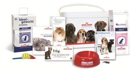royal canin starter set
