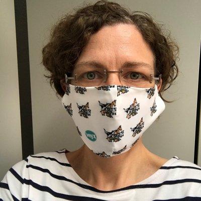 Nicht-medizinische Mund-Nasen-Maske von Veyx