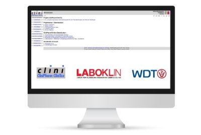 CliniPharm- und CliniTox-Datenbanken der Uni Zürich