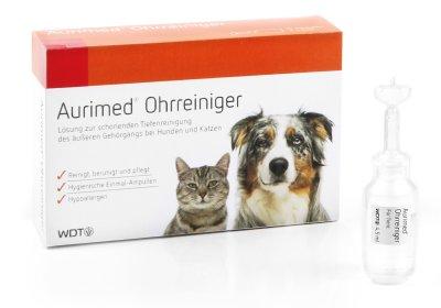 Aurimed® Ohrreiniger ; Bildquelle: WDT