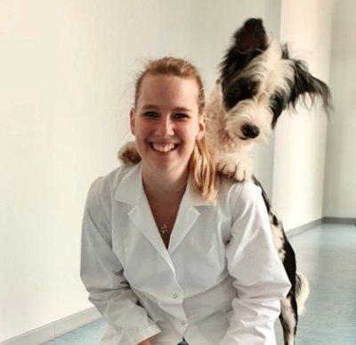 Annemarie Baur-Kaufhold (Tierärztin bei Laboklin)
